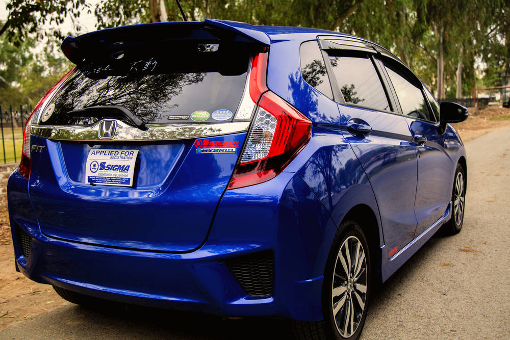 Honda Fit  Exterior