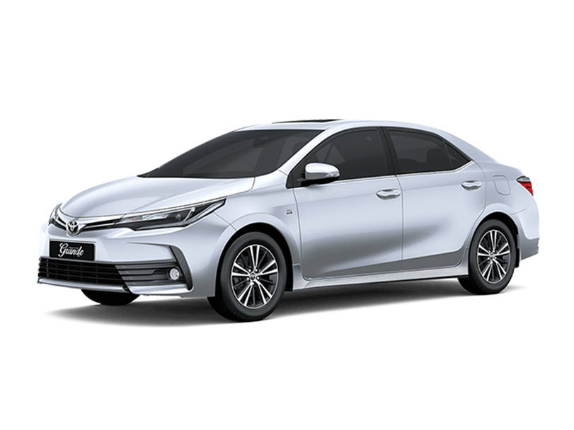 Toyota Corolla 2017 Exterior Coverhgh