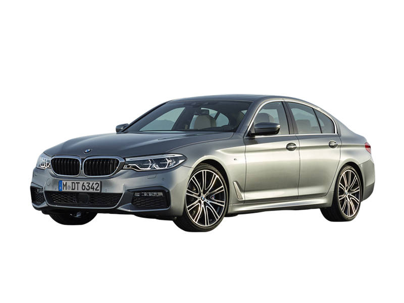 BMW 5 Series 2018  Cover