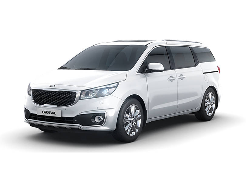 KIA Grand Carnival LX User Review