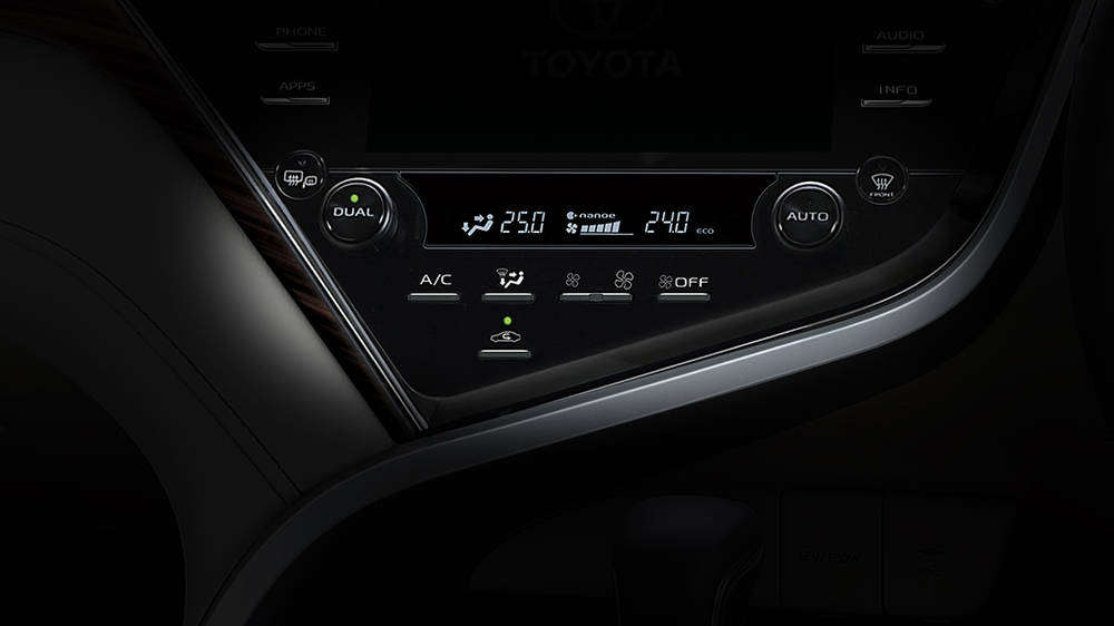 Toyota Camry 2020 Interior