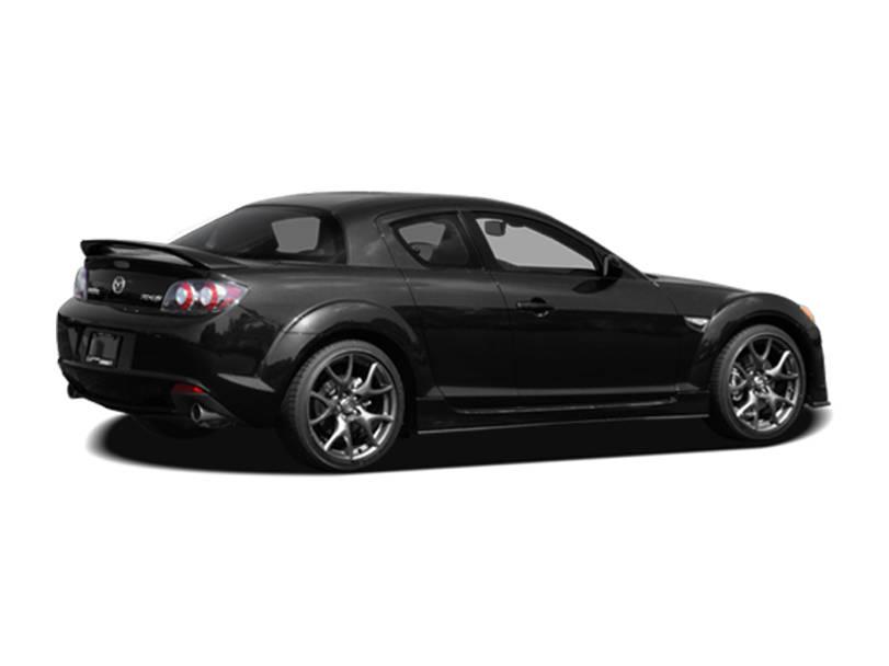 Mazda RX8 2012 Exterior