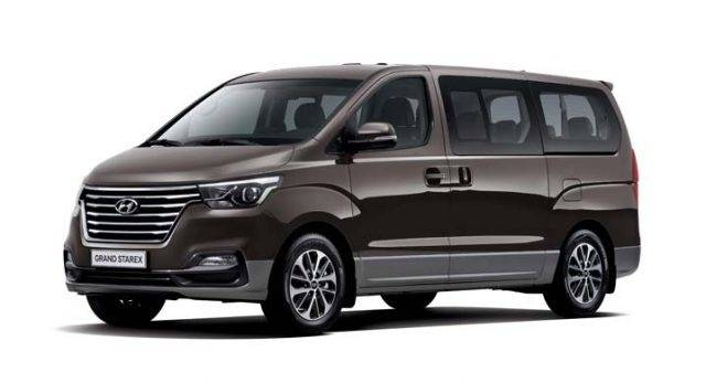 Hyundai Grand Starex 2019 Exterior