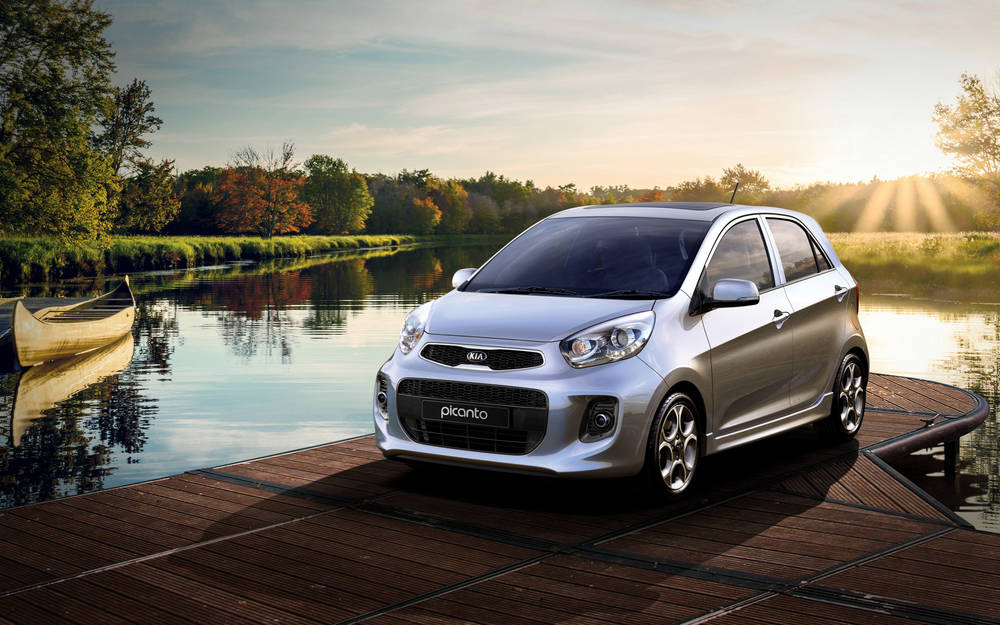 KIA Picanto 2019 Prices in Pakistan, Pictures and Reviews | PakWheels