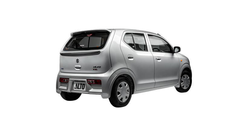 Suzuki Alto 2020 Exterior