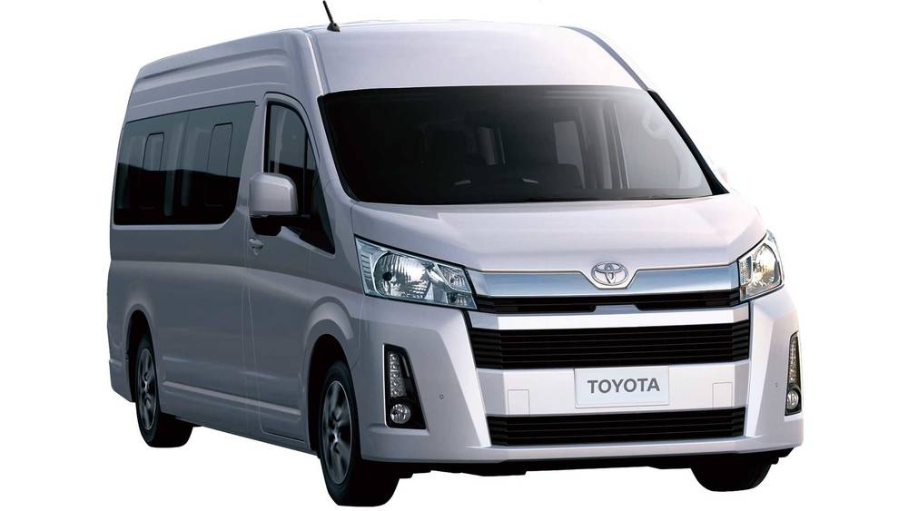 Toyota Hiace 6th Gen Price Specs And Pictures In Pakistan