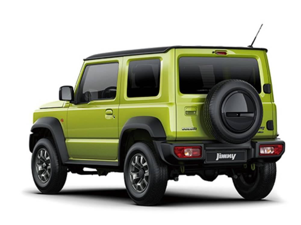 Suzuki Jimny 2020 Exterior