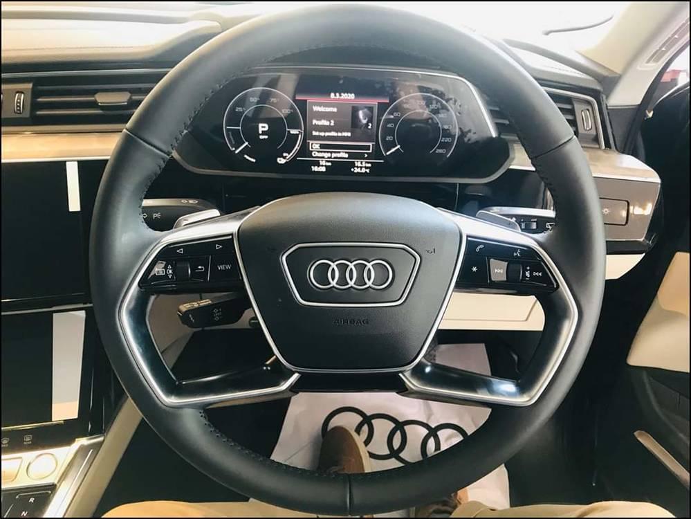 Audi e-tron 2020 Exterior