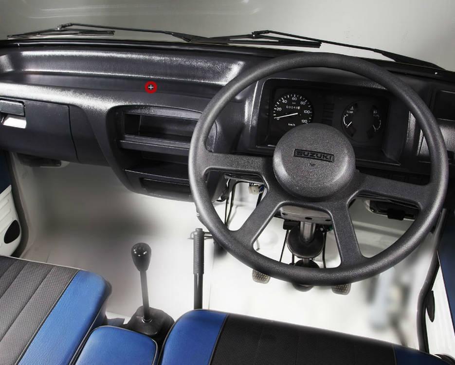 Suzuki Ravi 2020 Interior Dashboard