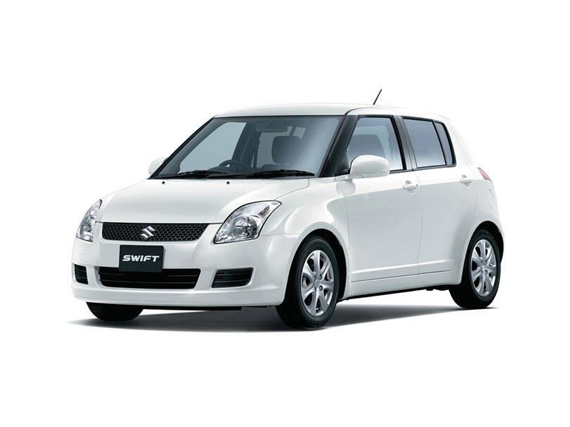 Suzuki Swift DLX 1.3 Navigation  User Review