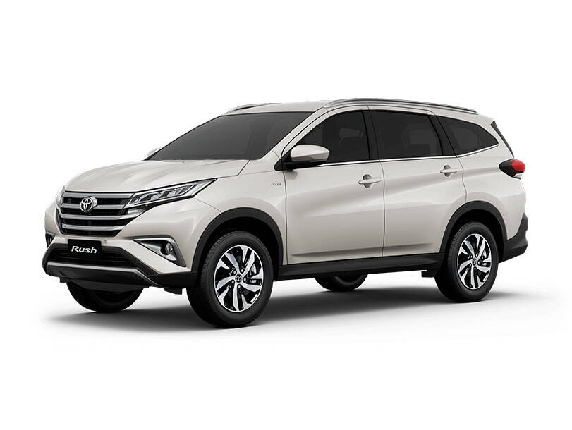 Toyota Rush S User Review