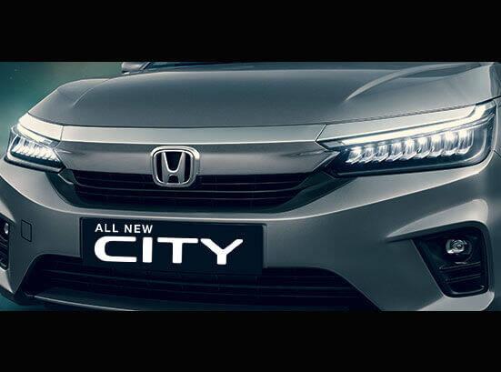 Honda City Exterior