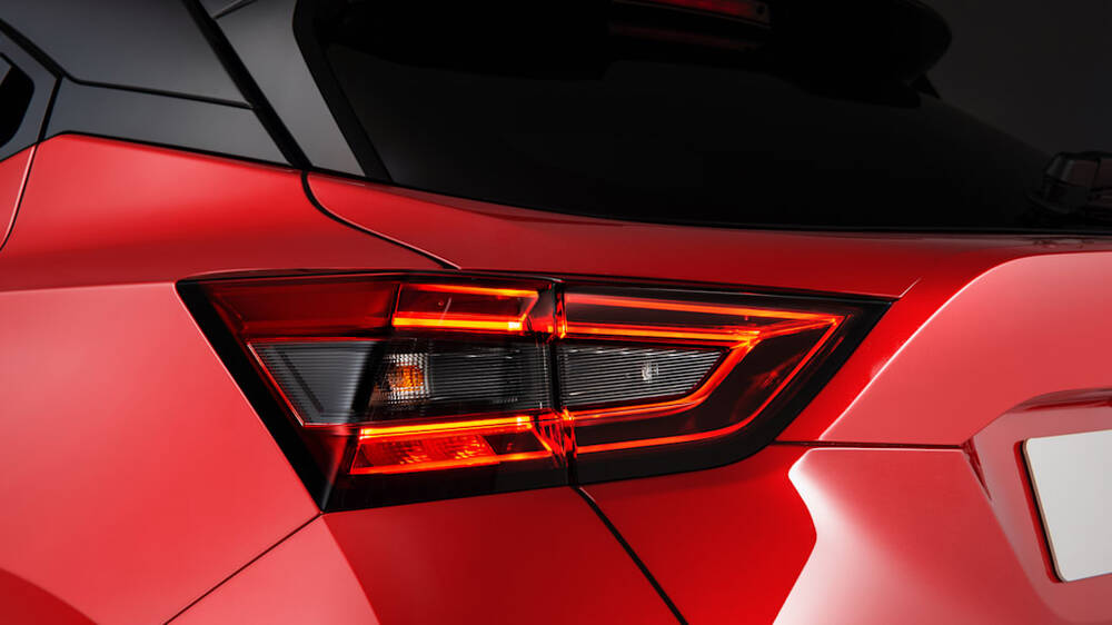 Nissan Juke Exterior Back Light