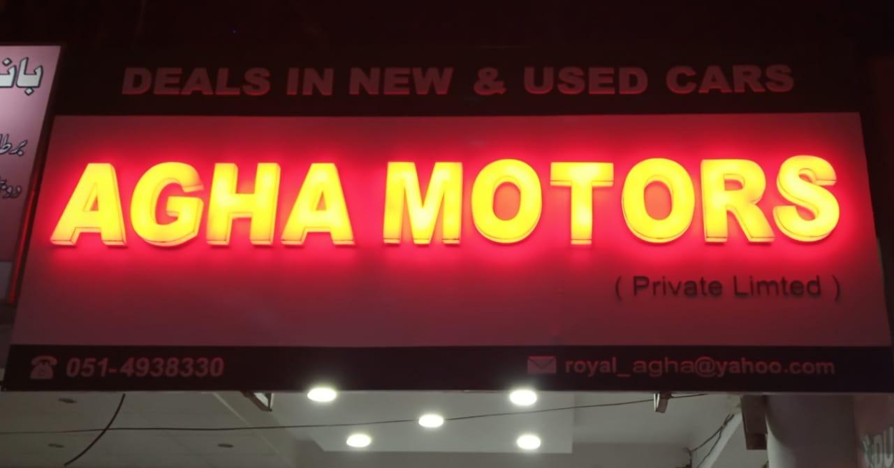 AGHA MOTORS Pvt Ltd.