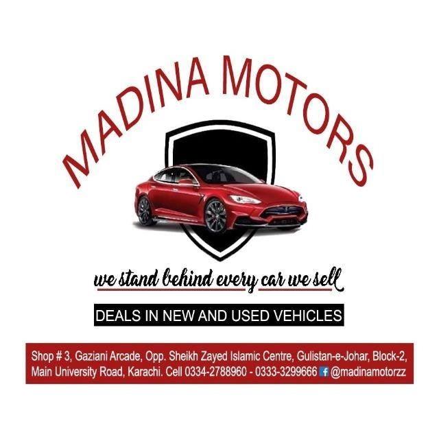 Madina Motors