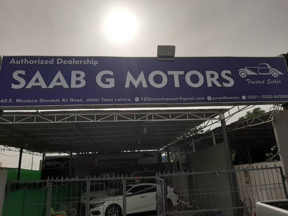 Saab G Motors